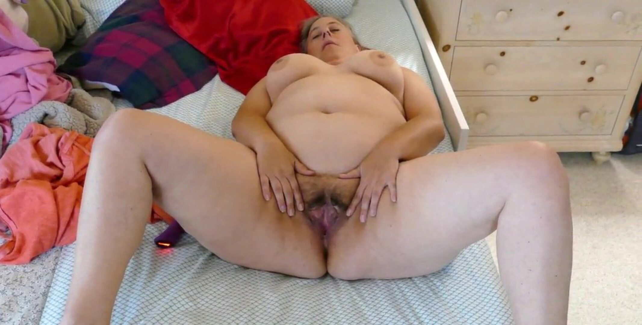 Watching My Chubby BBW Stepmom Masturbate with Her Big Watch Watching My Chubby big beautiful woman Stepmom Masturbate with Her Big Dildo movie scene on xHamster - the ultimate database of free-for-all MILF & Mom HD porno tube vids