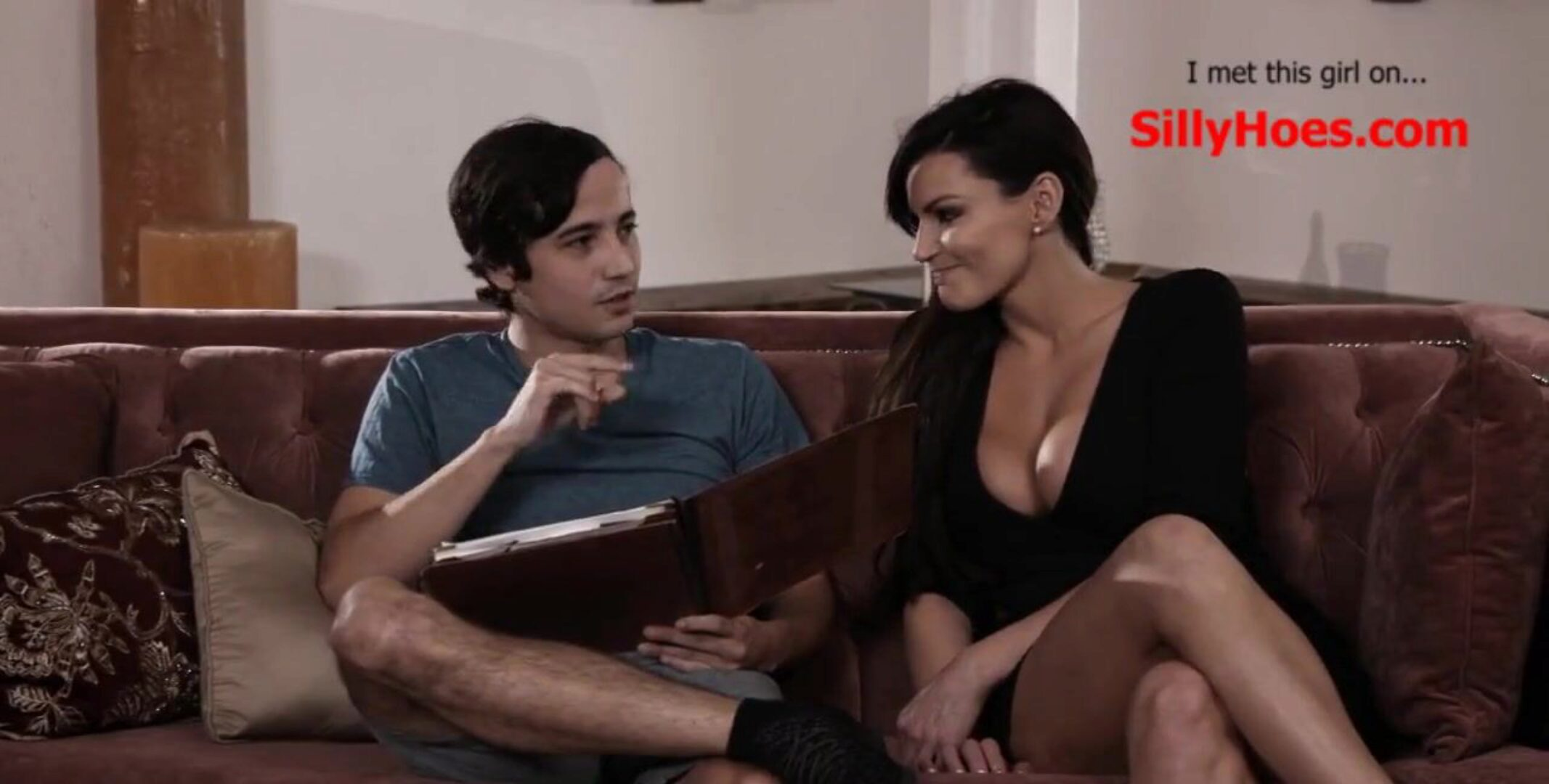SillyHoes.com - Step Mom Lets Step Son Fuck With No Condom