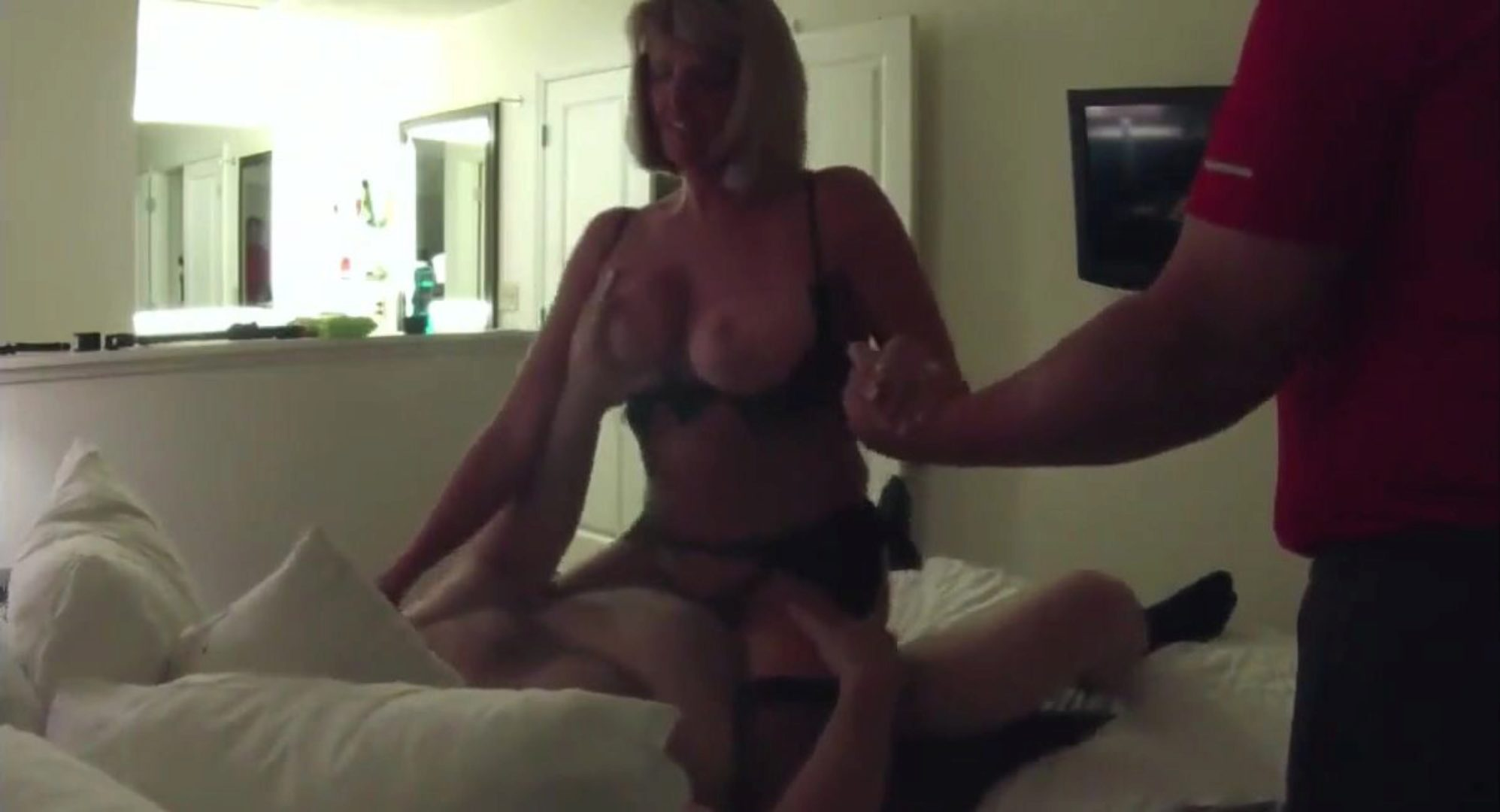 Letting Wife Fuck Friend She Wanted For Years For 50th Bday