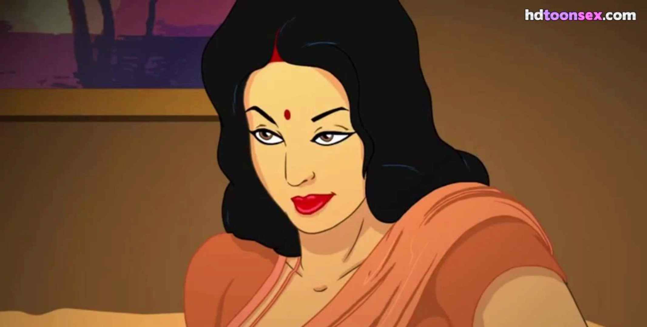Marathi Indian Sexy Mother Toon Animation